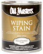 Old Masters 11104 0.9l Natural Wiping Stain