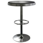 AmeriHome SFTABLE Soda Fountain Style Bar Table