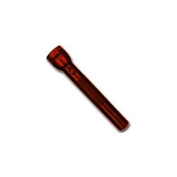 Mag Instrument MAGS2D036 Mag Lite 2 D Cell Flashlight - Red