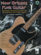 Alfred 00-0424B New Orleans Funk Guitar - Music Book