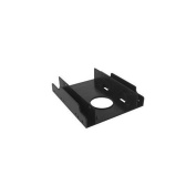 SIIG 8.9cm to Dual 6.4cm Drive Bay Adapter