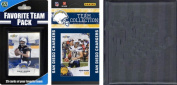 C & I Collectables 2010CHARGERSTSC NFL San Diego Chargers Licenced 2010 Score Team Set and Favourite Player Trading Card Pack Plus Storage Album