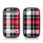 DecalGirl HPR3-PLAID-RED HP Pre 3 4G Skin - Red Plaid