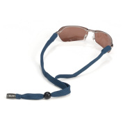 Chums Classic Solid Medium/Large Temples Eyewear Retainer - Navy