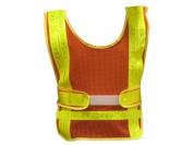 Bright Ideas RV2O 360 Degree Reflective Premium Vest - Orange