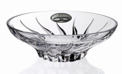 Lorenzo Imports 241070-25 RCR Trix Crystal Bowl for 25th Anniversary