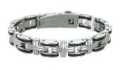 Rising Time SS-2189-01 Steel Bracelet