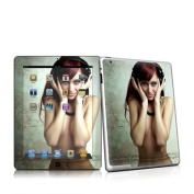 DecalGirl IPD2-HPHONES iPad 2 Skin - Headphones
