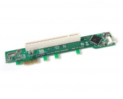 STARTECH - PCI Express to PCI Riser Card x1 for Intel 1U IPC Server