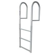 JIF Marine DJV3-W 3 StepstationeryDock Ladder