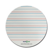 Kleenslate Concepts Llc. KLS71436 Circles Manuscript Lined Replacement Dry Erase Sheets