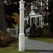 New England Arbors VA94428 Sturbridge Lamp Post