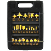 Pro-Series PS07499 24 Pc Router Bit Set