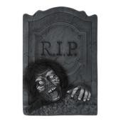 Beistle 00320 Zombie RIP Tombstone