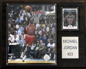 C & I Collectables 1215JORDAN NBA Michael Jordan Chicago Bulls Player Plaque