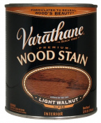 Rustoleum 211719H Quart Light Walnut Varathane Premium Wood Stain