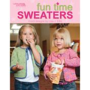 Leisure Arts 420071 Leisure Arts-Fun Time Sweaters