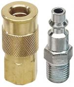Campbell-hausfeld .63.5cm . NPT Industrial Coupler & Plug MP5155