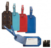 Raika NI 135 BLK Luggage Tag - Black