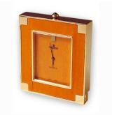Natico Originals 10-DS231 Wood Desk Clock