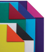Flipside Products 26500 Corrugated Project 25 Sheet Assortment - Color 2 Sides