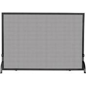 UniFlame S-1154 Single Panel Olde World Iron Screen Large