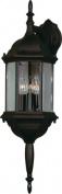Kenroy 16267GBRZ Custom Fit 3 Lt. Wall Lantern