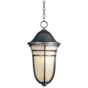 Maxim Lighting 40107MCAT Westport VX 1-Light Outdoor Hanging Lantern - Artesian Bronze