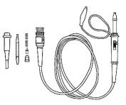 RSR ELECTRONICS SPAK220 Oscilloscope probe 60MHz