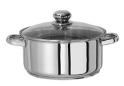 Kinetic Classicor Series Stainless-Steel 5.2l Dutch Oven with Lid