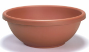 Myers-itml-akro Mils 12in. Clay Garden Bowls GAB12000E35 - Pack of 12