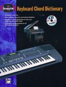 Alfred 00-14750 Basix- Keyboard Chord Dictionary - Music Book