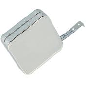 Natico Originals 60-890STM Tape Measure Square Silver