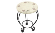 Uniflame ZAS701A 18 Inch Mosaic Ceramic Tile Table To Match Wad506As