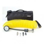VIAIR 00025 5-in-1 Inline Deflation/Inflation Coil Hose