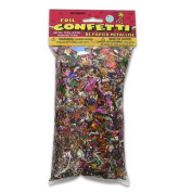 Unique Confetti Foil 70ml Multi-Coloured