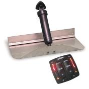 Bennett Trim Tab Kit 46cm x 23cm w/EIC Switch