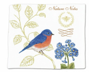 Alices Cottage ACU34447 Bluebird Flour Sack Towel - Single