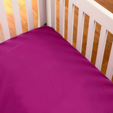 One Grace Place 10-34010 Terrific Tie Dye Crib Sheet