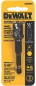 DeWalt 115-DW2547IR 1-10.2cm Hex Shank To 1-5.1cm Socket Adapter