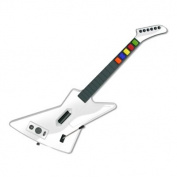 DecalGirl GHX-SS-WHT Guitar Hero X-plorer Skin - Solid State White