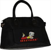 American Favorites HB-105 Betty Boop Microfiber Satchel Tote Bag