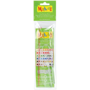 MakinS 35003 Makins Clay Mixing Ruler