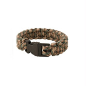 United Cutlery UC2876 Elite Forces Paracord Bracelet Tan Camo Small
