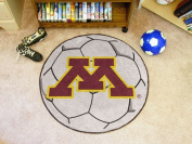 FanMats University of Minnesota Soccer Ball Mat F0001018