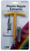 Orbit Sprinkler System 1.3cm & 1.9cm Plastic Pipe Nipple Extractor 26076