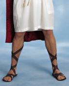 Franco American Novelty 25017 Roman Brown Sandals - Adult