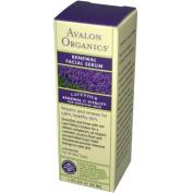 Avalon Organics Renewal Facial Serum, Lavender, 30ml