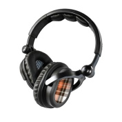 DecalGirl KHP-PLAID-CPR KICKER HP541 Headphone Skin - Copper Plaid