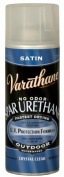 Rustoleum 250281 350ml Satin Outdoor Diamond Wood Finish Water Based Aerosol - Pack of 6